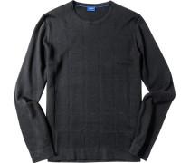 Pullover Pulli, Seide-Baumwolle