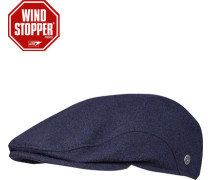 Schirmmütze, Wolle Windstopper®, navy