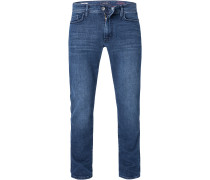 Jeans-Hose Herren, Baumwolle