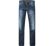 Jeans Oregon, Slim Fit, Baumwoll-Stretch