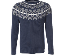 Pullover Pulli, Baumwolle-Yak