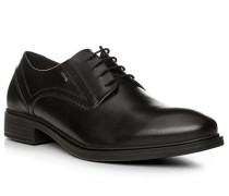 Schuhe Budapester, Leder