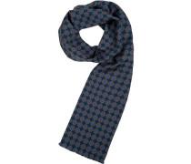 Krawattenschal, Seide, gemustert