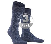 Socken Serie Denim Addicted, Socken, Baumwolle