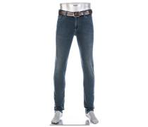 Jeans, Slim Fit, Baumwolle T400 13 oz