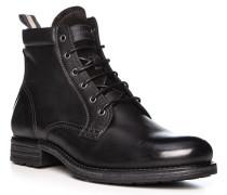 Schuhe Schnürboots, Rindleder