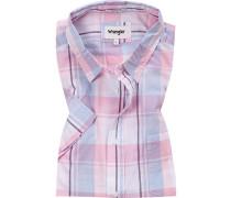 Sommerhemd, Regular Fit, Baumwolle