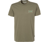 T-Shirt, Core Fit, Baumwolle
