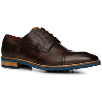 Schuhe Burford, Leder, marrone