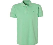 Polo-Shirt Polo, Baumwoll-Piqué. mintgrün