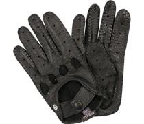 Autofahrer-Handschuhe, Hirschleder