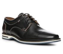 Schuhe Derby Diego, Kalbleder