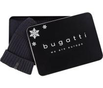 Mütze+Schal in Geschenkbox, Baumwolle