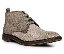 Schuhe Desert-Boots, Fell-Kalbleder