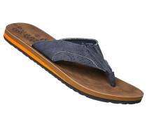 Schuhe Zehensandalen, Textil