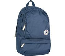 Tasche Rucksack, Microfaser, tintenblau