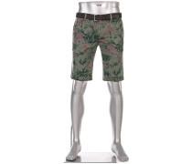 Hose Bermudashorts Rob-K, Regular Slim Fit, Baumwolle
