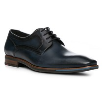 Schuhe Derby Don, Kalbleder