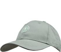 Schirm-Mütze, Baumwolle, mintgrün
