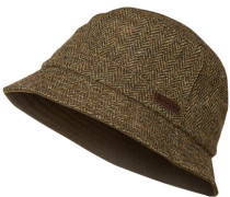 Hut, Wolle, gemustert