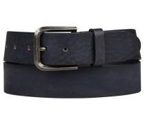 Gürtel dunkelblau, Breite ca. 4 cm