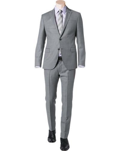 Anzug, Slim Fit, Schurwolle Super130 REDA