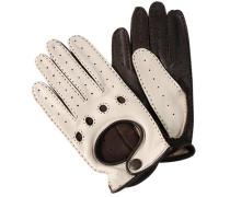 Autofahrer-Handschuhe Herren, Lammleder