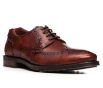 Schuhe Brogue Marian, Kalbleder
