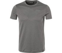 T-Shirt, Baumwolle, graphit