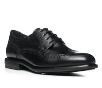 Schuhe Brogue Kaleb, Kalbleder