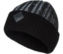 Mütze, Mikrofaser, meliert