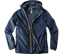 Regenjacke, Regular Fit, Mikrofaser isolierend