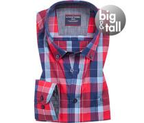 Oberhemd, Big&Tall, Comfort Fit, Baumwolle