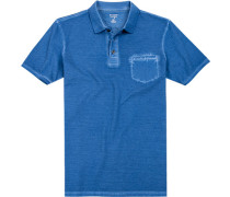 Polo-Shirt Polo, Body Fit, Baumwolle