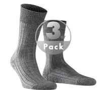 Serie Läufer im Schuh, Socken, Schurwolle