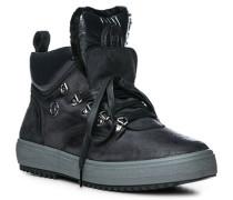 Schuhe Sneaker, Kalbleder warmgefüttert