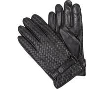 Handschuh Herren, Ziegenleder