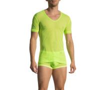 T-Shirt, Mikrofaser, limone