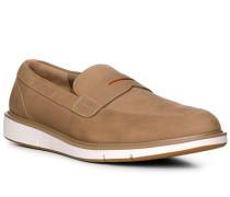 Schuhe Slipper, Nubukleder wassertauglich