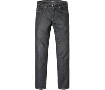 Jeans, Classic Fit, Baumwoll-Stretch