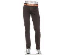Blue-Jeans Slipe, Regular Slim Fit, Baumwoll-Stretch T400 11 oz