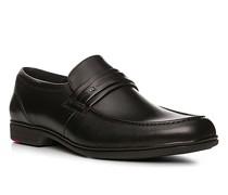 Schuhe Slipper Robin, Kalbleder