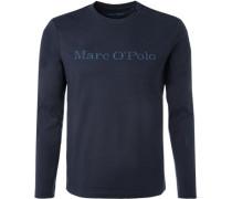 T-Shirt Longsleeve, Regular Fit, Bio Baumwolle