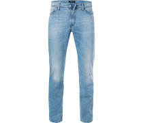 Jeans John, Straight Fit, Baumwolle