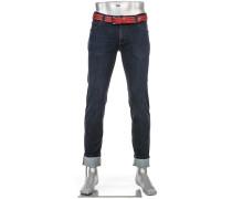 Jeans Speed, Slim Fit, Baumwolle, denim