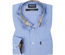 Hemd, Tailored fit, Chambray
