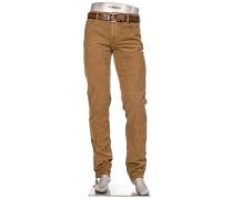 Hose Slipe, Regular Slim Fit, Cord
