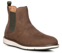 Schuhe Chelsea Boots, Nubukleder wasserabweisend