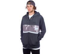 Busy Session Zip Hoodie anthracite