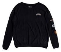 Constellation Party B T-Shirt LS true black